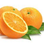Alimentos que ayudan a adelgazar naranja
