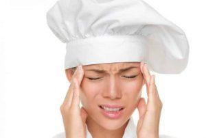 Qué debe hacer un Manipulador de Alimentos si está enfermo
