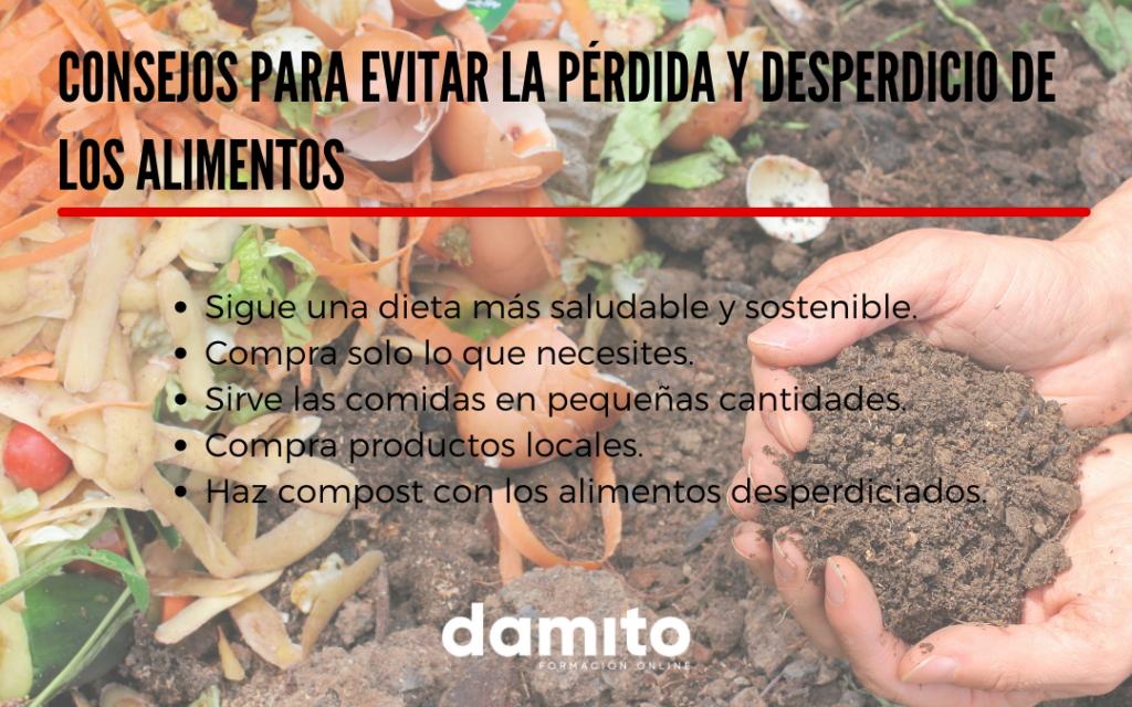 como reducir el desperdicio de alimentos